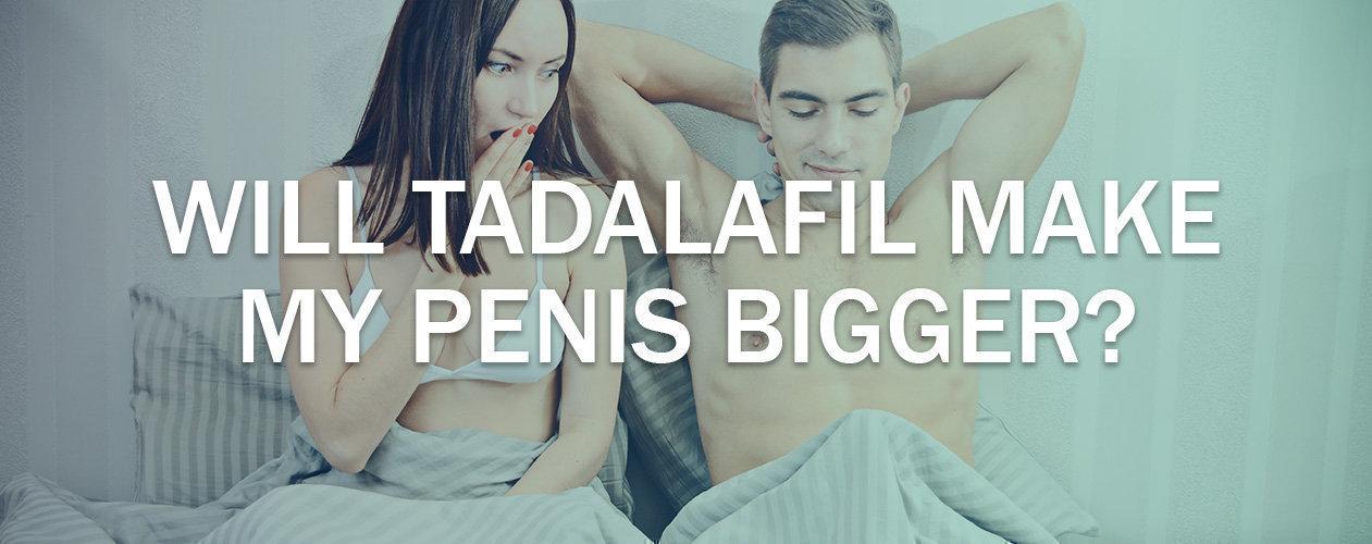 How make my penis big
