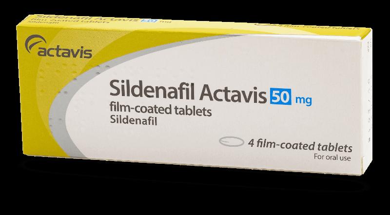 sildenafilo actavis